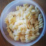 Baby friendly healthy macaroni recipe