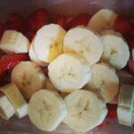 Solid fruit ice cream recipe